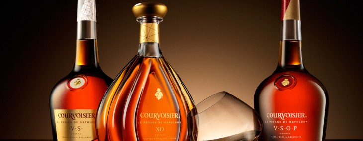 Courvoisier Launches Four High-end, Limited Edition Cognacs