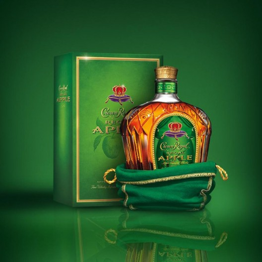 Regal Apple Whisky by Crown Royal