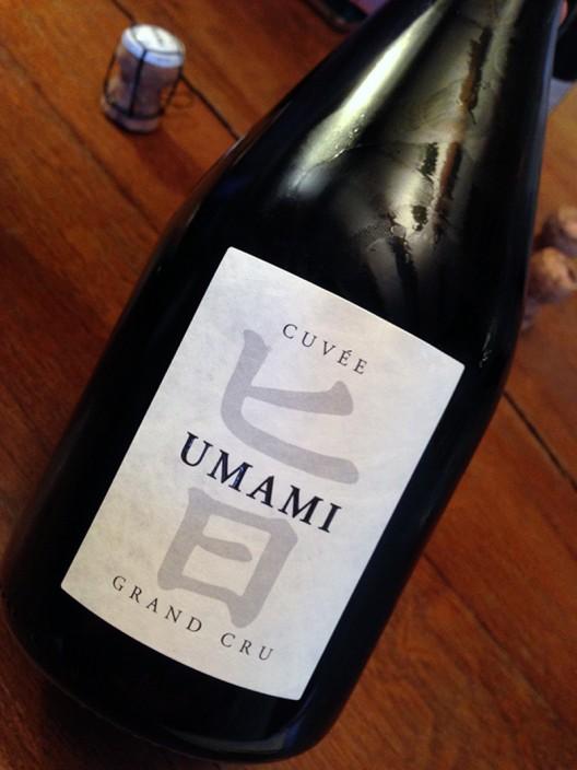 Champagne De Sousa Launches Its New Cuvée Umami