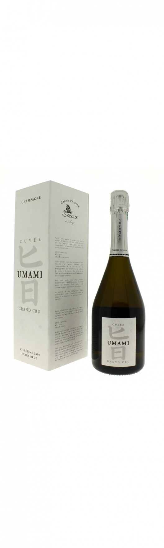 Champagne De Sousa Launches Its New Cuvée Umami