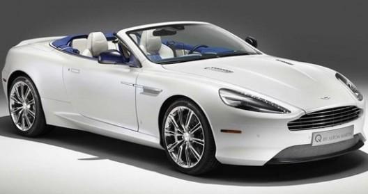 Aston Martin DB9 Volante Special Edition