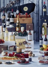 £20,000 Decadence Hamper at Harrods