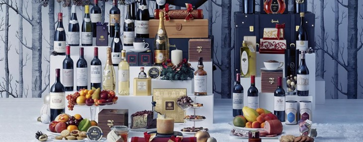 "Harrods unveils $31,000 ""The Decadence"" Hamper for Christmas"