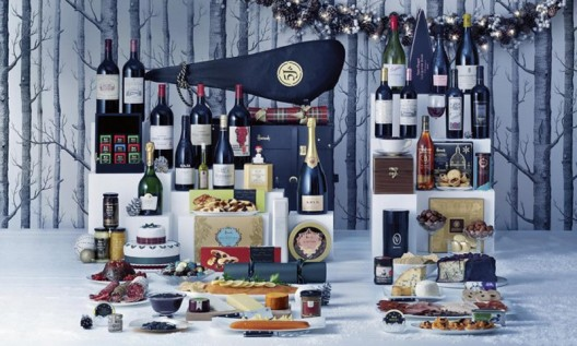 """Harrods unveils $31,000 """"The Decadence"""" Hamper for Christmas"""