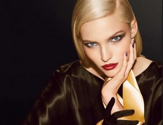 Golden Shock - Dior Holiday 2014 Makeup Collection