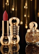 Golden Shock – Dior Holiday 2014 Makeup Collection