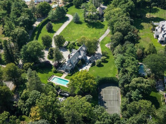 English Country Manor in Greenwich has been listed on sale for $11,250,000