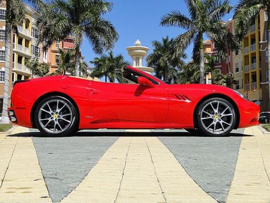 Ferrari Experience at Scottsdale's Sanctuary on Camelback Mountain Resort