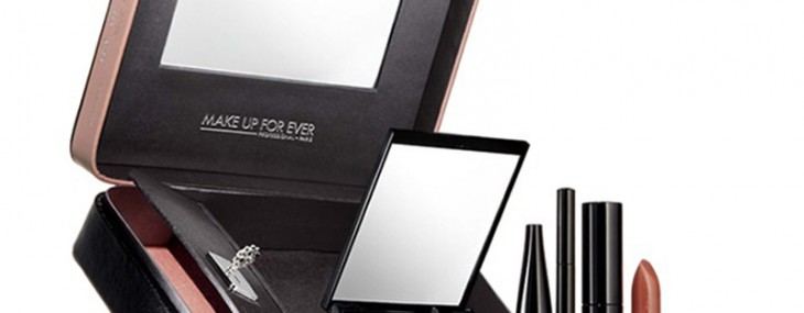Fifty Shades of Grey Collection by Make Up For Ever
