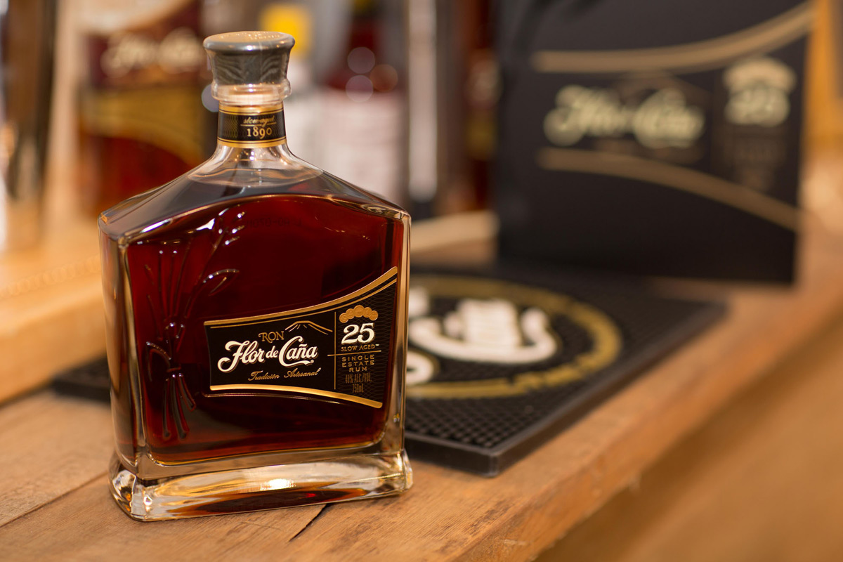 Flor de Caña Launches New Slow-Aged Rum -  Centenario 25