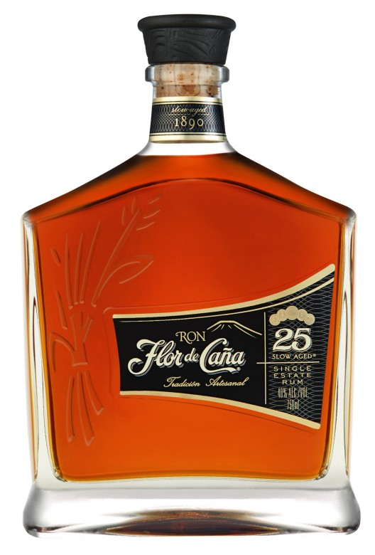 Flor de Caña Launches New Slow-Aged Rum -  Centenario 25