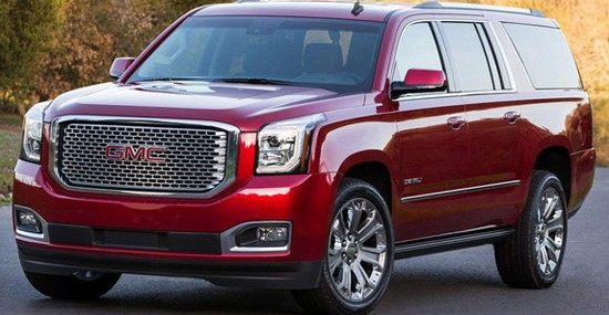 GMC has announced a series of improvements for their 2015 Yukon Denali / Yukon Denali XL