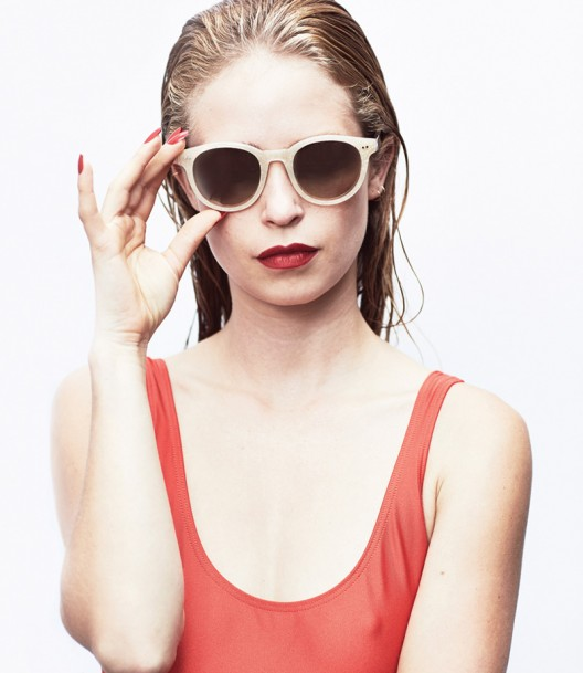 Garrett Leight For Amélie Pichard - Limited Edition Sunglasses