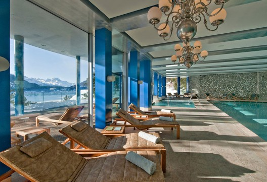 Carlton Hotel St. Moritz Introduces New Glacier Express Experience