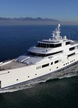Grace E Superyacht by Perini Navi Group