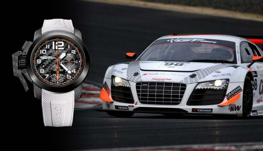 Graham launches an exclusive Chronofighter Oversize Superlight GT Asia