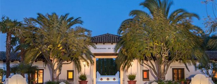 Hacienda de la Paz - Los Angeles' Best-kept Secret on Sale