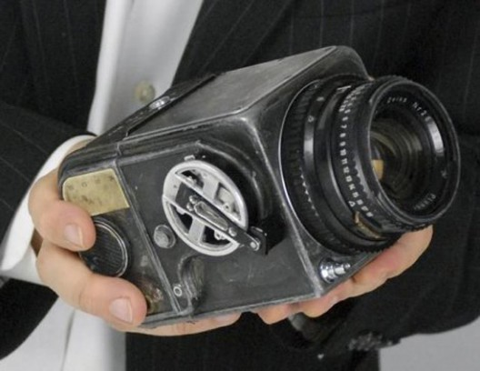 Hasselblad 500c Camera Which Captured First Images of Earth Sold for $275,000