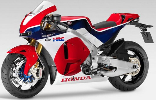 Marc Marquez Street Legal Honda RC213V-S