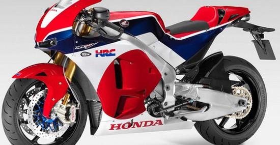Marc Marquez Street Legal Honda RC213V-S