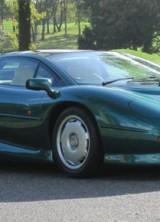 Jaguar XJ220 Owned By The Sultan of Brunei On Sale