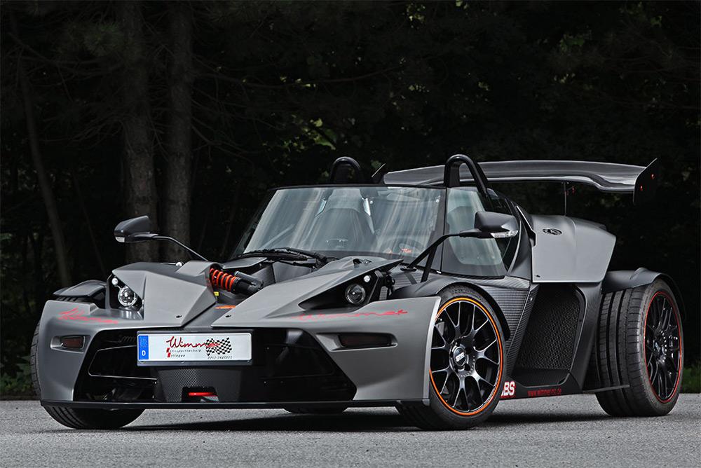 wimmer unveiled 1300hp ktm x bow racecar trio extravaganzi. Black Bedroom Furniture Sets. Home Design Ideas