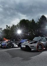 Wimmer Unveiled 1300hp KTM X-Bow Racecar Trio