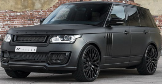 Kahn Volcanic Rock Satin Range Rover 600-LE 3.0 TDV6 Vogue Luxury Edition