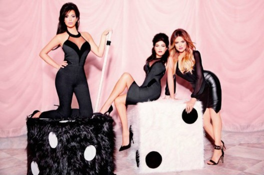 "new collection of dresses, called the ""Kardashian Kollection"""