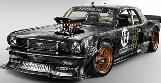 Ken Block's New Car Is Ford Mustang From 1965