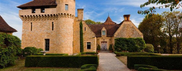 La Vermondie - Historic French Chateau on Sale