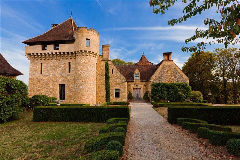 La Vermondie - Historic French Chateau on Sale