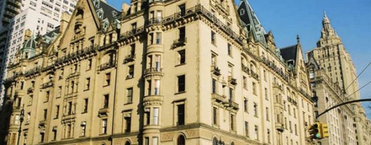 Lauren Bacall's Dakota Apartment on Sale for $26 Million