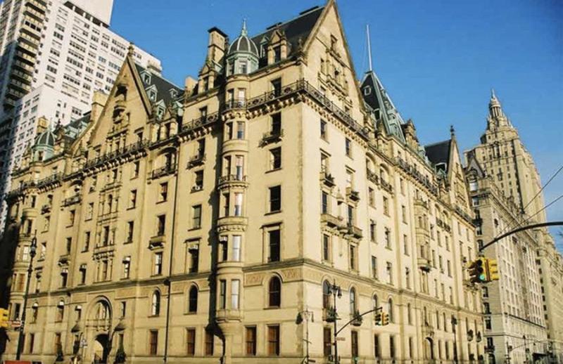Lauren Bacall's Dakota Apartment on Sale for $26 Million
