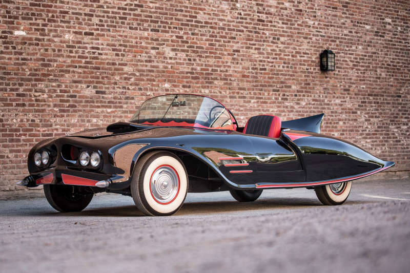 1963 Officially Licensed Batmobile, Missing For Decades at Heritage Auction