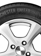 """Manchester United"" Tyres"