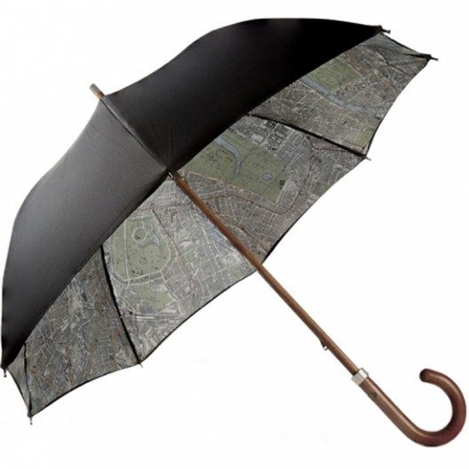 With This Umbrella You Can't Get Lost in London