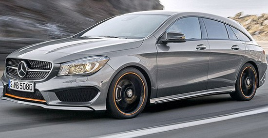 Mercedes is prepared and its more practical Shooting Brake release