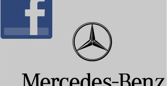 Mercedes' Facebook Page Worth €7 Million