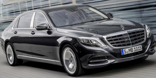 Mercedes Maybach S600 Revealed