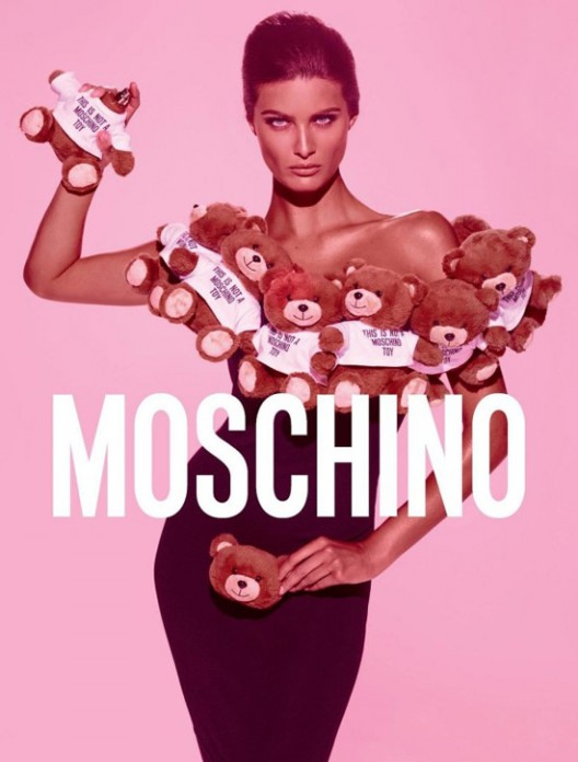 Moschino Toy - New Teddy-bear Shaped Unisex Fragrance