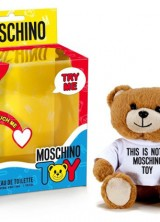 Moschino Toy – New Teddy-bear Shaped Unisex Fragrance
