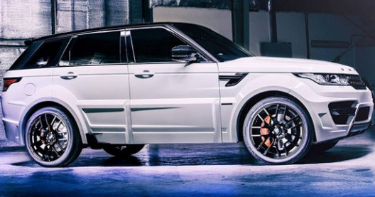 Onxy Concept in its range has a tuning program for the Range Rover