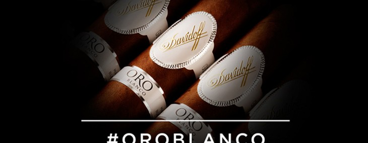 Oro Blanco - First Vintage Smoke From Davidoff