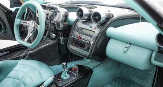 Pagani Zonda 760RSJX Special Edition