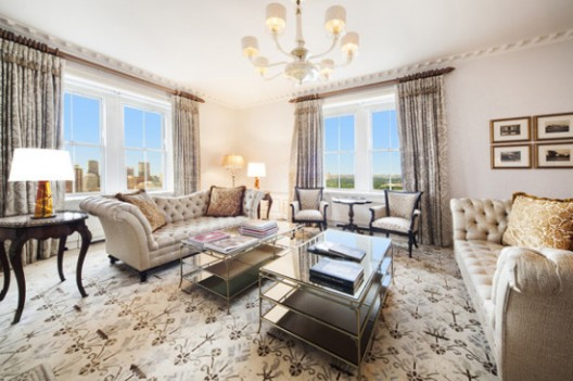 39th Floor of the Pierre Hotel Is Available For $500,000 Per Month