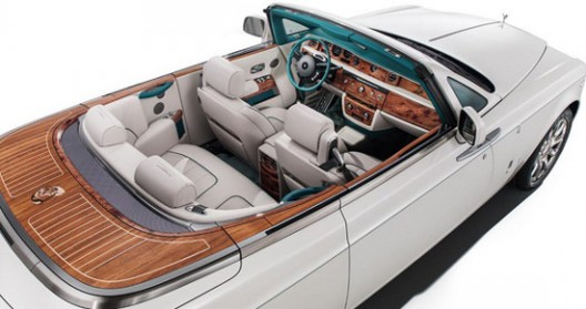 The company Rolls-Royce has revealed its new Maharaja Phantom Drophead Coupe