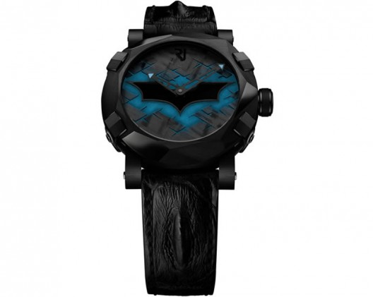 Romain Jerome Batman-DNA watch celebrates the Dark Night's 75th anniversary