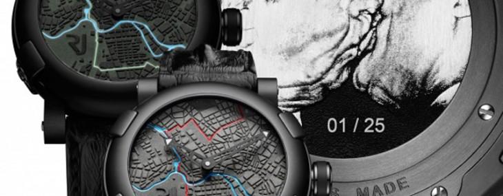 Romain Jerome Berlin DNA Watch