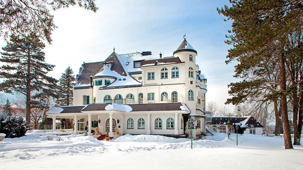 Schlosshotel Igls In the Heart of the Tyrolean Alps